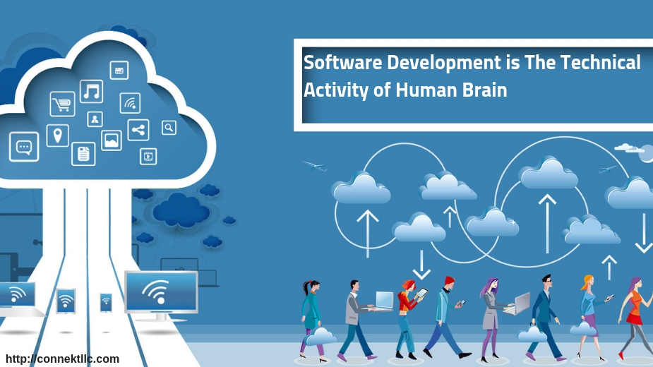SoftwareDevelopmentisTheTechnicalActivityofHumanBrain