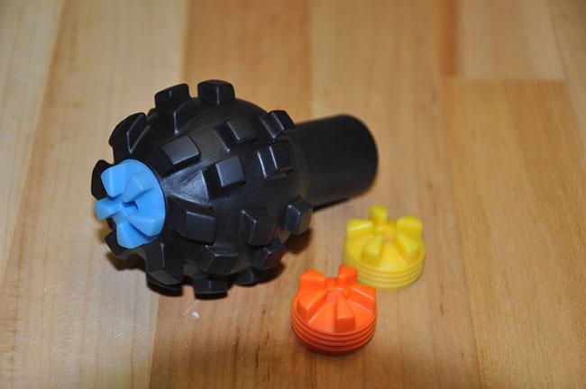 rapid prototype rubber/silicone/plastic